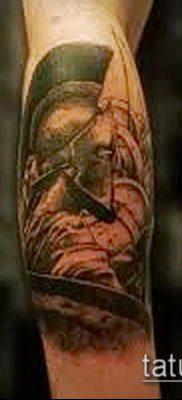 фото тату спартанец (tattoo Spartan) (значение) – пример рисунка – 088 tatufoto.com