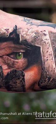 фото тату спартанец (tattoo Spartan) (значение) – пример рисунка – 101 tatufoto.com