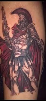 фото тату спартанец (tattoo Spartan) (значение) – пример рисунка – 105 tatufoto.com