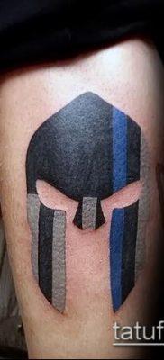 фото тату спартанец (tattoo Spartan) (значение) – пример рисунка – 111 tatufoto.com