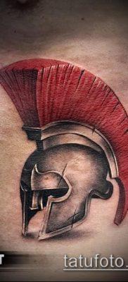 фото тату спартанец (tattoo Spartan) (значение) – пример рисунка – 114 tatufoto.com