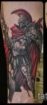 фото тату спартанец (tattoo Spartan) (значение) – пример рисунка – 115 tatufoto.com