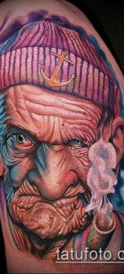 фото тату старец (значение) – пример интересного рисунка тату – 004 tatufoto.com