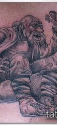 фото тату старец (значение) – пример интересного рисунка тату – 022 tatufoto.com