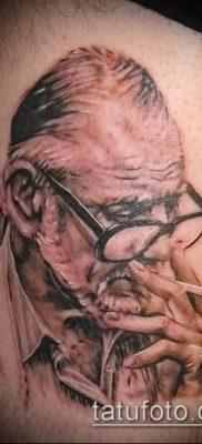 фото тату старец (значение) – пример интересного рисунка тату – 023 tatufoto.com