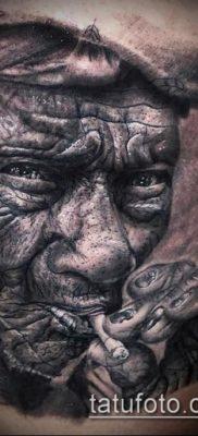 фото тату старец (значение) – пример интересного рисунка тату – 030 tatufoto.com