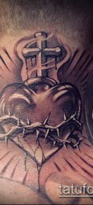 фото тату терновник (значение) — пример интересного рисунка тату — 026 tatufoto.com