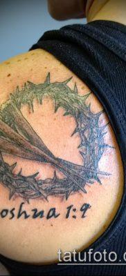 фото тату терновник (значение) — пример интересного рисунка тату — 039 tatufoto.com