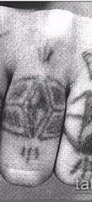 фото тату тюремные (значение) – пример интересного рисунка тату – 017 tatufoto.com