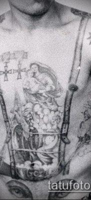 фото тату тюремные (значение) – пример интересного рисунка тату – 018 tatufoto.com