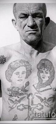 фото тату тюремные (значение) – пример интересного рисунка тату – 038 tatufoto.com