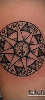 фото тату удача-талисман(значение) – пример интересного рисунка тату – 016 tatufoto.com