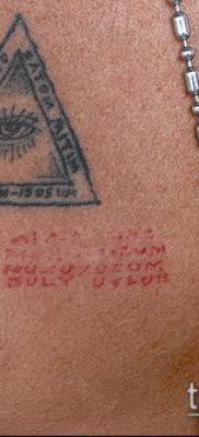 фото тату удача-талисман(значение) – пример интересного рисунка тату – 024 tatufoto.com