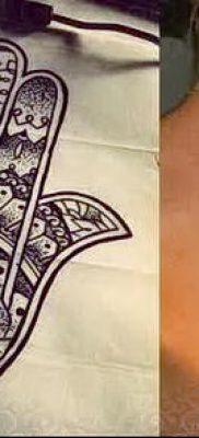 фото тату удача-талисман(значение) – пример интересного рисунка тату – 041 tatufoto.com