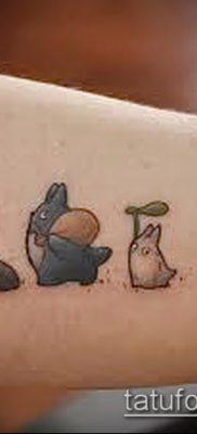 фото тату хомяк (значение) – пример интересного рисунка тату – 038 tatufoto.com