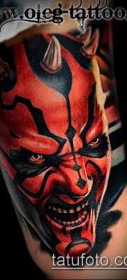 фото тату черт (devil tattoo) (значение) – пример рисунка – 010 tatufoto.com