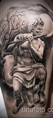фото тату черт (devil tattoo) (значение) – пример рисунка – 014 tatufoto.com