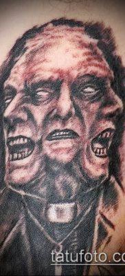 фото тату черт (devil tattoo) (значение) – пример рисунка – 022 tatufoto.com
