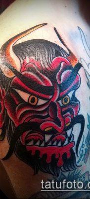 фото тату черт (devil tattoo) (значение) – пример рисунка – 028 tatufoto.com