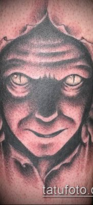 фото тату черт (devil tattoo) (значение) – пример рисунка – 029 tatufoto.com