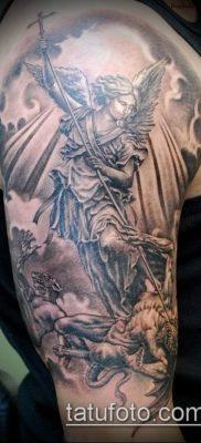 фото тату черт (devil tattoo) (значение) – пример рисунка – 032 tatufoto.com