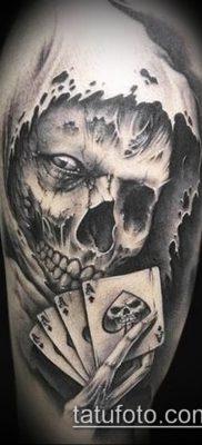 фото тату черт (devil tattoo) (значение) – пример рисунка – 039 tatufoto.com