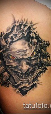 фото тату черт (devil tattoo) (значение) – пример рисунка – 040 tatufoto.com