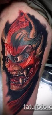 фото тату черт (devil tattoo) (значение) – пример рисунка – 042 tatufoto.com