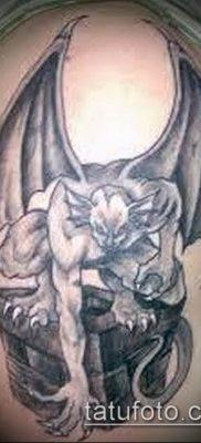фото тату черт (devil tattoo) (значение) – пример рисунка – 043 tatufoto.com