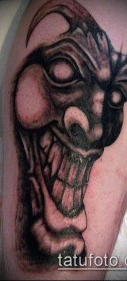 фото тату черт (devil tattoo) (значение) – пример рисунка – 045 tatufoto.com
