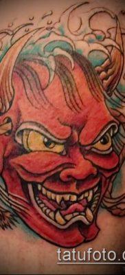 фото тату черт (devil tattoo) (значение) – пример рисунка – 049 tatufoto.com