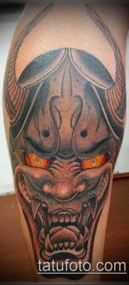 фото тату черт (devil tattoo) (значение) – пример рисунка – 057 tatufoto.com