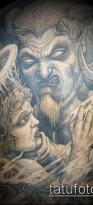 фото тату черт (devil tattoo) (значение) – пример рисунка – 061 tatufoto.com
