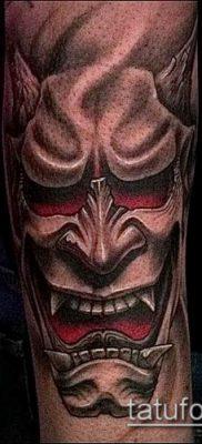 фото тату черт (devil tattoo) (значение) – пример рисунка – 066 tatufoto.com