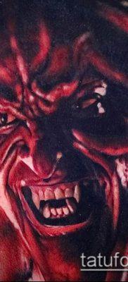 фото тату черт (devil tattoo) (значение) – пример рисунка – 075 tatufoto.com
