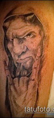 фото тату черт (devil tattoo) (значение) – пример рисунка – 088 tatufoto.com