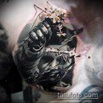 РЕАЛИСТИЧНЫЕ ТАТУИРОВКИ №353 - классный вариант рисунка, который успешно можно использовать для переделки и нанесения как самые реалистичные татуировки бабочки