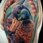 РЕАЛИСТИЧНЫЕ ТАТУИРОВКИ №806 - эксклюзивный вариант рисунка, который удачно можно использовать для доработки и нанесения как реалистичные татуировки для мужчин