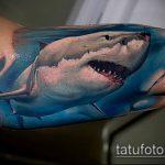 РЕАЛИСТИЧНЫЕ ТАТУИРОВКИ №871 - интересный вариант рисунка, который успешно можно использовать для преобразования и нанесения как реалистичные татуировки для мужчин