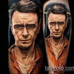 РЕАЛИСТИЧНЫЕ ТАТУИРОВКИ №267 - прикольный вариант рисунка, который успешно можно использовать для переделки и нанесения как реалистичные татуировки
