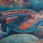 РЕАЛИСТИЧНЫЕ ТАТУИРОВКИ №630 - эксклюзивный вариант рисунка, который удачно можно использовать для доработки и нанесения как реалистичные татуировки для мужчин