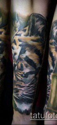 ТАТУИРОВКА БАМБУК №180 – классный вариант рисунка, который удачно можно использовать для переделки и нанесения как татуировка бамбук