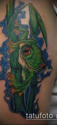 ТАТУИРОВКА БАМБУК №418 – прикольный вариант рисунка, который легко можно использовать для преобразования и нанесения как татуировка бамбук на руке