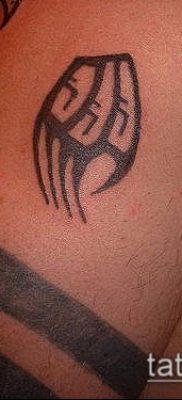фото ТАТУИРОВКА ЛАПА (Tattoo) (значение) – пример рисунка – 052 tatufoto.com