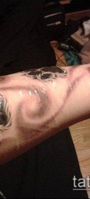 фото ТАТУИРОВКА ЛАПА (Tattoo) (значение) – пример рисунка – 059 tatufoto.com