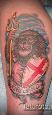 ТАТУИРОВКА ТРЕЗУБЕЦ №766 – классный вариант рисунка, который успешно можно использовать для переделки и нанесения как татуировка трезубец шивы