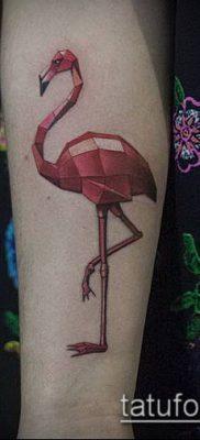 фото ТАТУИРОВКА ФЛАМИНГО (Tattoo) (значение) – пример рисунка – 015 tatufoto.com