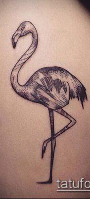 фото ТАТУИРОВКА ФЛАМИНГО (Tattoo) (значение) – пример рисунка – 029 tatufoto.com