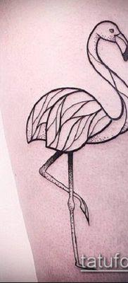 фото ТАТУИРОВКА ФЛАМИНГО (Tattoo) (значение) – пример рисунка – 049 tatufoto.com