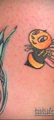 ТАТУИРОВКА ШМЕЛЬ №131 – эксклюзивный вариант рисунка, который успешно можно использовать для переделки и нанесения как татуировка шмель